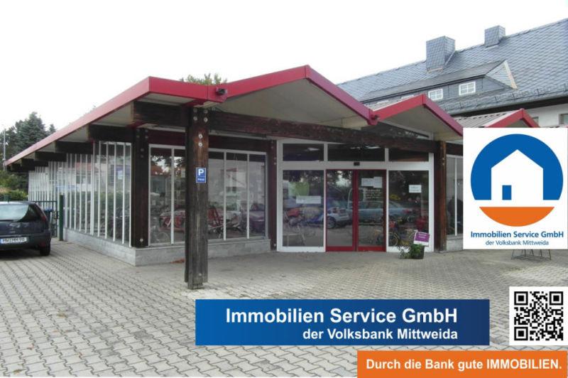 Ladengesch�ft Zentraler Lage Burgst�dt - Gewerbeimmobilie mieten - Bild 1