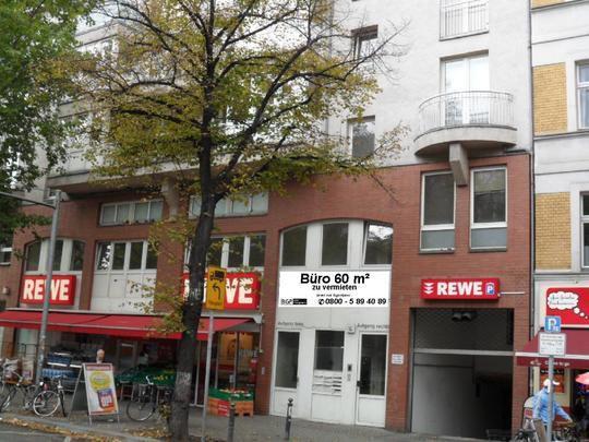1 A B�rofl�che Rheinstra�e - Gewerbeimmobilie mieten - Bild 1