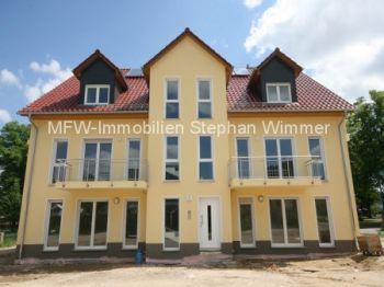 Erdgeschosswohnung in Wildau