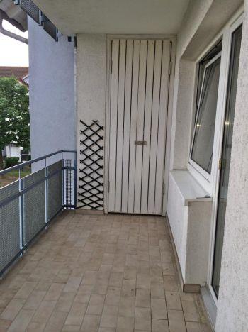 Erdgeschosswohnung in Raunheim