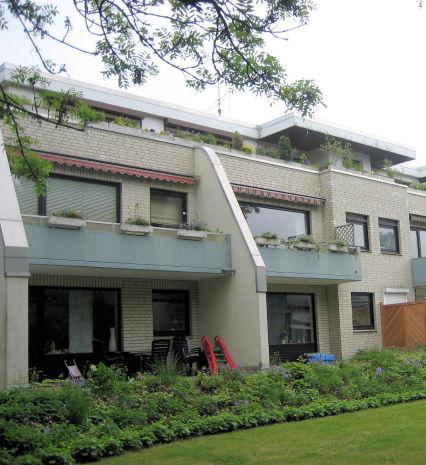 Ortskern Nienstedten - 3-Zi.-Wohnung mit großer West-Terrasse