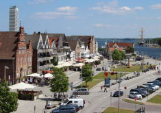 Penthouse in Lübeck  - Travemünde