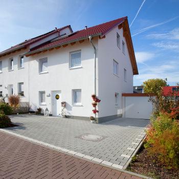 Doppelhaushälfte in Malsch  - Malsch