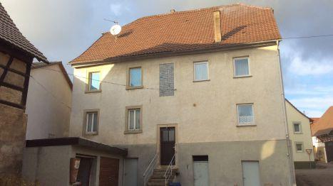 Bauernhaus in Gundelsheim  - Bachenau