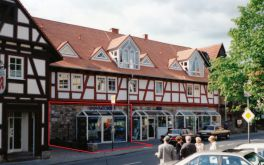 Einzelhandelsladen in Homberg  - Homberg