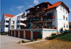 Erdgeschosswohnung in Meersburg  - Meersburg