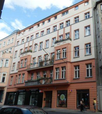 Etagenwohnung in Berlin  - Mitte
