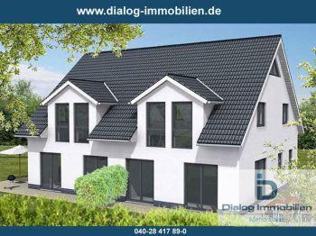 Doppelhaushälfte in Bargfeld-Stegen