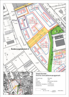 Wohngrundstück in Münster  - Mecklenbeck