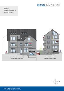 Erdgeschosswohnung in Speyer
