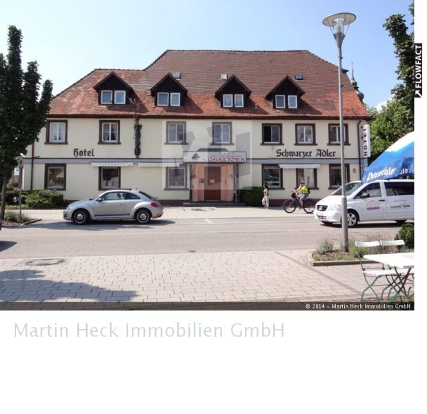 Verkaufs Gastronomiefl�chen vermieten - Gewerbeimmobilie mieten - Bild 1