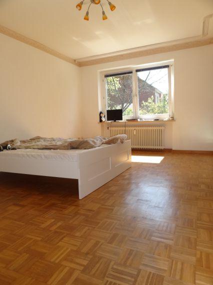 Ruhige, gemütliche 1 Zimmer Single Wohnung  im schönen Marmstorf