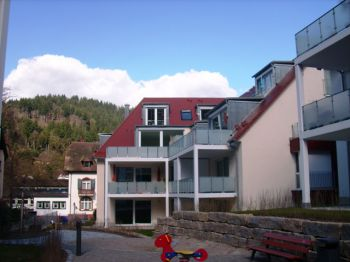 Erdgeschosswohnung in Freiburg  - Günterstal