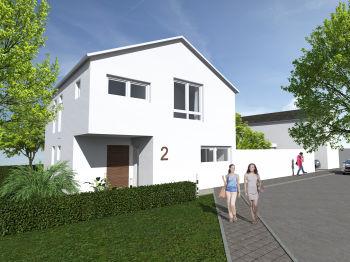 Einfamilienhaus in Stutensee  - Friedrichstal