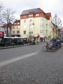 Etagenwohnung in Bremen  - Neustadt