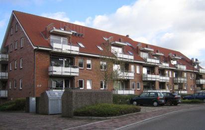 Erdgeschosswohnung in Sereetz