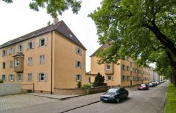 Erdgeschosswohnung in Augsburg  - Spickel