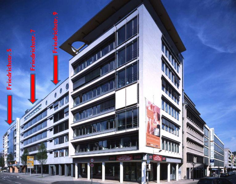 Mehr Hauptbahnhof Provisionsfrei - Gewerbeimmobilie mieten - Bild 1