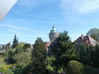 Dachgeschosswohnung in Münster  - Geist