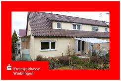 Doppelhaushälfte in Backnang  - Backnang