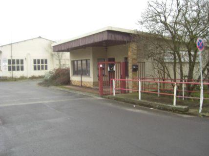 Vermietung einer Logistik- / Industriehalle in 39218 Schönebeck/ Elbe,...