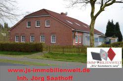 Erdgeschosswohnung in Weener  - Stapelmoor