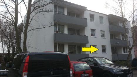 Etagenwohnung in Köln  - Seeberg