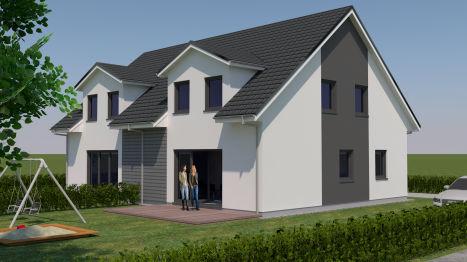 Doppelhaushälfte in Grömitz  - Brenkenhagen