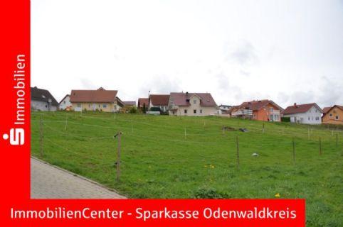 Bauplatz in Erbach - Neubaugebiet - Kurzfristig bebaubar