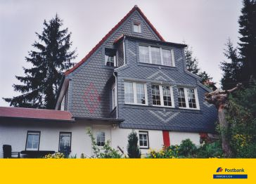 Einfamilienhaus in Tanne