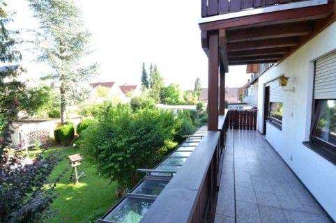 In Forstenried: Sehr schöne 4-Zimmer-Wohnung