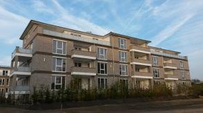 Dachgeschosswohnung in Ahrensburg