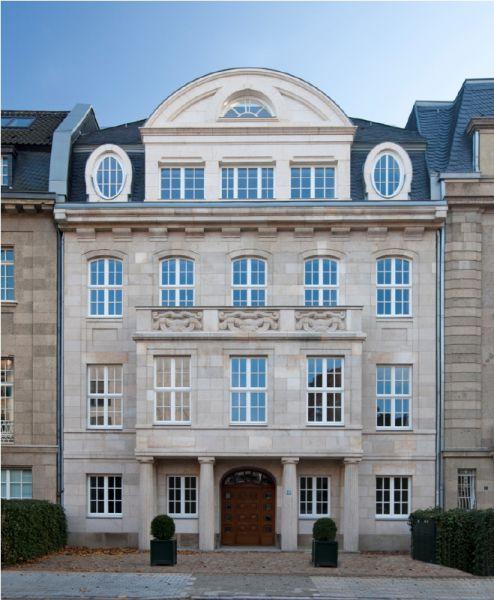 Exklusiver Neubau denkmalgesch�tzter Fassade - Wohnung mieten - Bild 1
