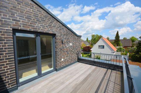 Courtagefrei: Modernes Neubau-Endreihenhaus als Erstbezug in ruhiger Lage