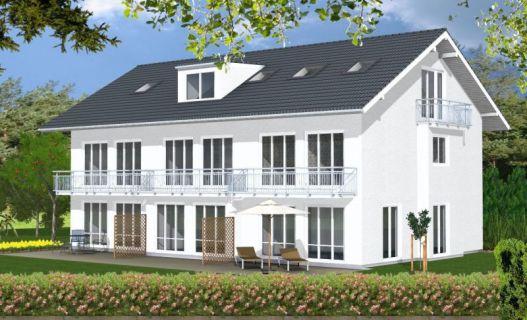 Neubau: RMH in schöner, ruhiger Wohngegend in Holzkirchen