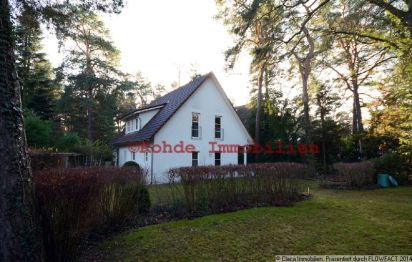 Einfamilienhaus in Kleinmachnow