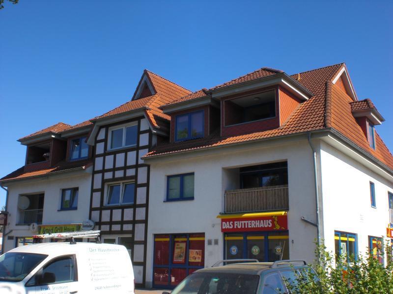 2 -Zimmer-Wohnung in zentraler Lage!