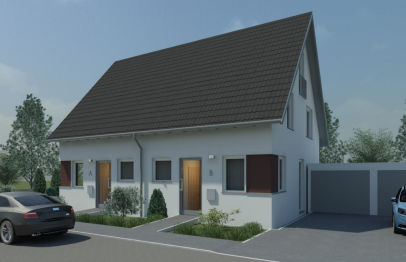 Doppelhaushälfte in Bergkamen  - Mitte