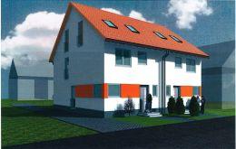 Doppelhaushälfte in Mannheim  - Sandhofen