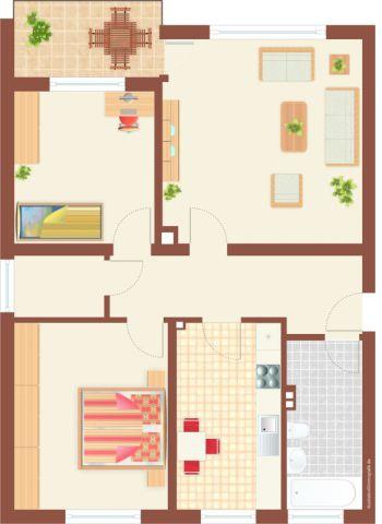 Wohnung in Viersen  - Beberich