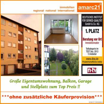 Etagenwohnung in Duisburg  - Bergheim
