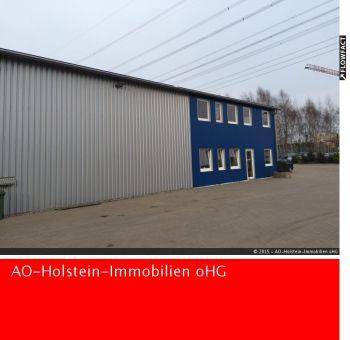 Büro- und Lagergebäude in Barsbüttel  - Barsbüttel