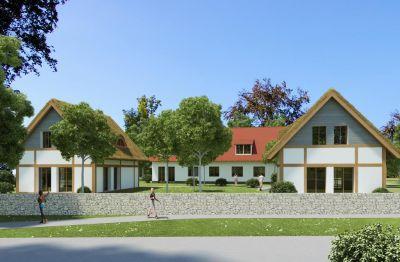 Dachgeschosswohnung in Stolpe auf Usedom  - Gummlin