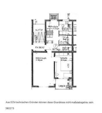 Etagenwohnung in Filderstadt  - Bernhausen