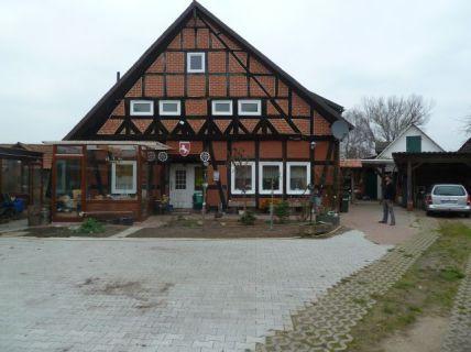 Wohnung im Fachwerkhaus in idyllischer Dorflage