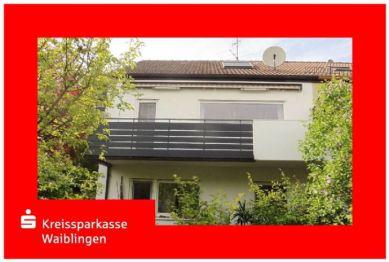 Doppelhaushälfte in Althütte  - Schöllhütte