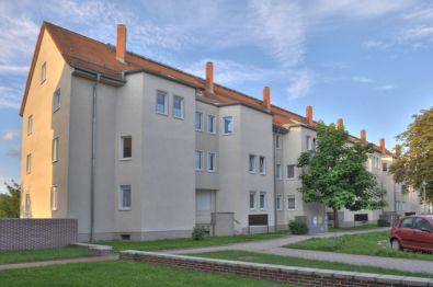 Etagenwohnung in Halle  - Damaschkestraße