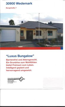 Bungalow in 							Wedemark 							 - Brelingen