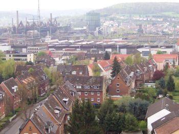 Etagenwohnung in Völklingen  - Stadtmitte