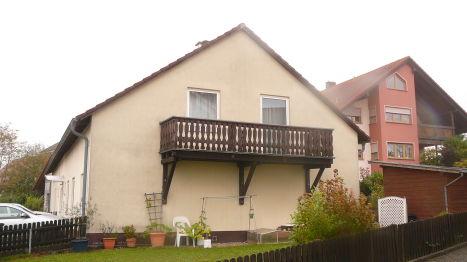 Dachgeschosswohnung in Großrinderfeld  - Gerchsheim